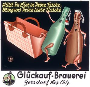 Glückauf DDR Werbung 3