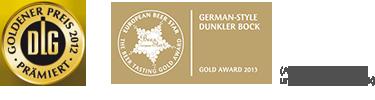 Gersdorfer Bock Auszeichnungen