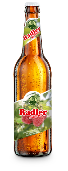 Glückauf Radler Himbeer