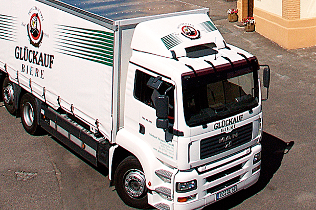 Glückauf Biere - Wir suchen Verstärkung im Bereich Logistik