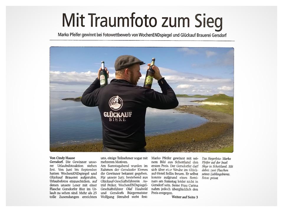 Glueckauf Biere News Gewinner Traumurlaub