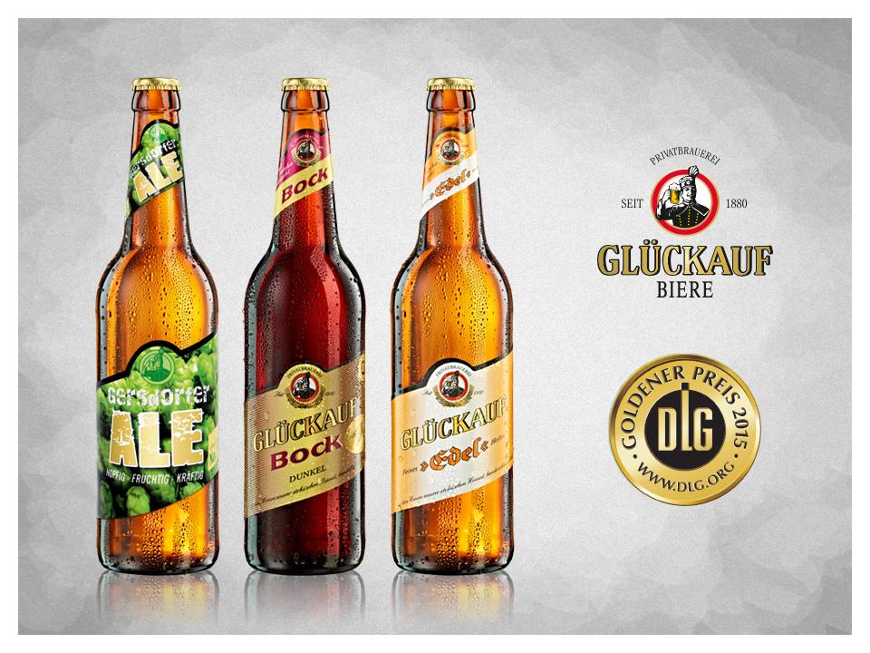 DLG-Goldmedaille für Gersdorfer ALE, Bock und Edel