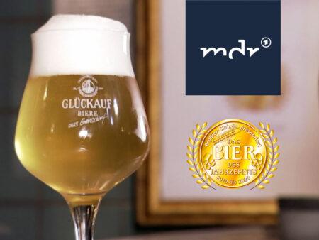 MDR HD: Gersdorfer Brauerei triumphiert bei Bierwahl